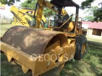 Equipment photo CATERPILLAR CS-533E PLANO DO TAMBOR ÚNICO VIBRATÓRIO 1