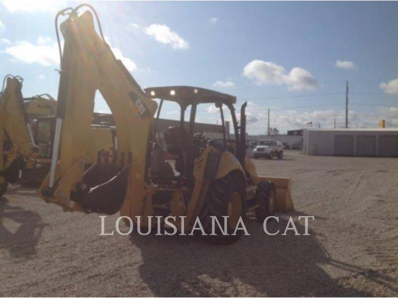 CATERPILLAR BACKHOE LOADERS 420F LAGSO equipment  photo 7