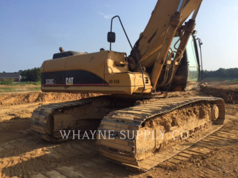 Caterpillar EXCAVATOARE PE ŞENILE 330CL equipment  photo 3