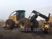 Equipment photo Caterpillar 525D SILVICULTURĂ – EXCAVATOR FORESTIER 1