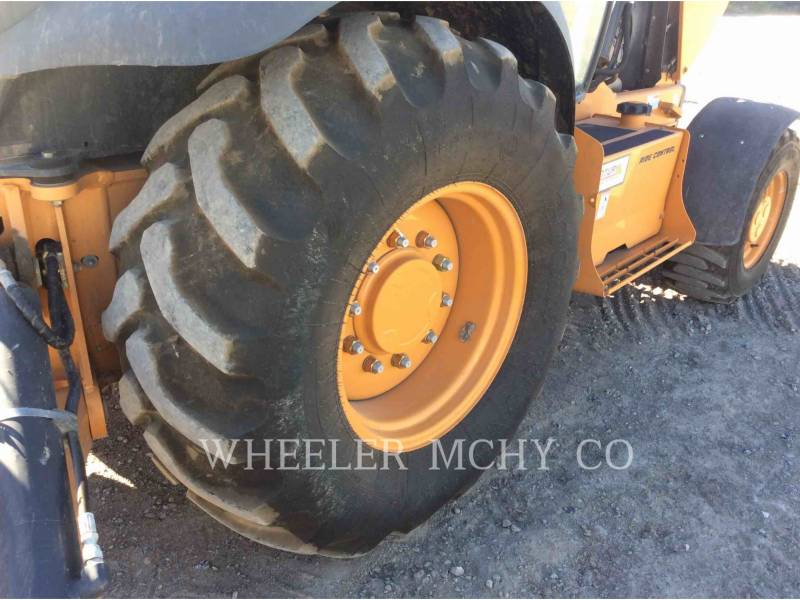 CASE BACKHOE LOADERS 580 SN equipment  photo 16