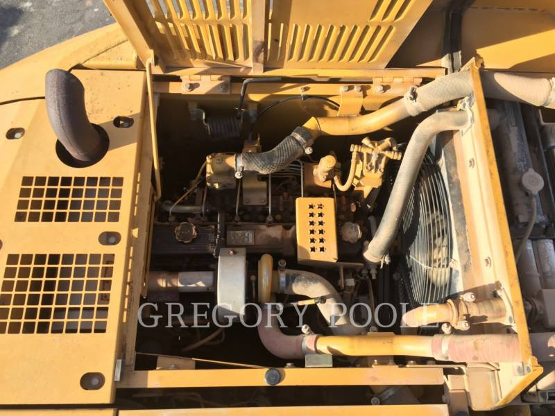 CATERPILLAR EXCAVADORAS DE CADENAS 315CL equipment  photo 14