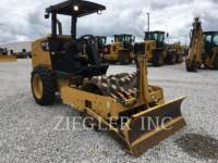 Equipment photo CATERPILLAR CP34 TRILLENDE ENKELE TROMMEL OPVULLING 1