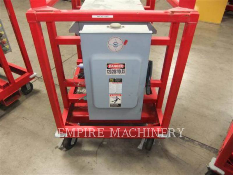 MISCELLANEOUS MFGRS SONSTIGES 75KVA PT equipment  photo 4