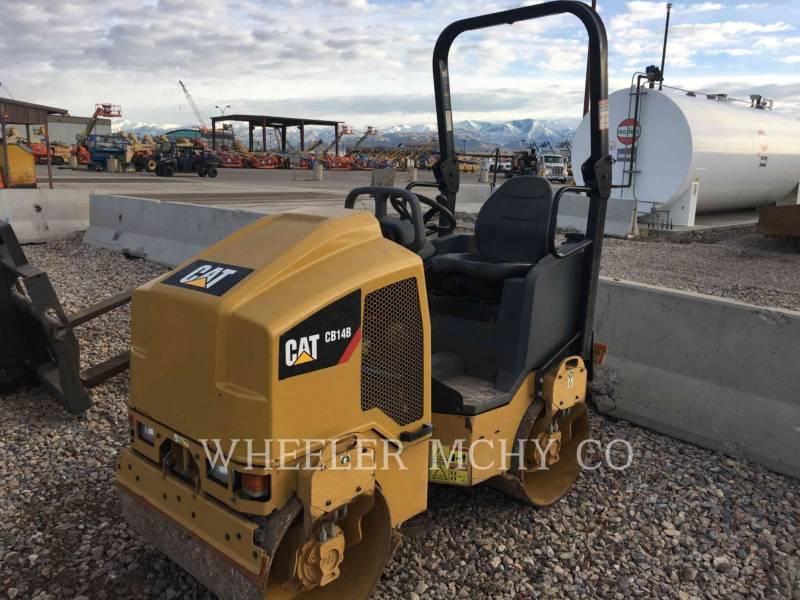 Caterpillar BETONIERE DE ASFALT CB14B equipment  photo 1