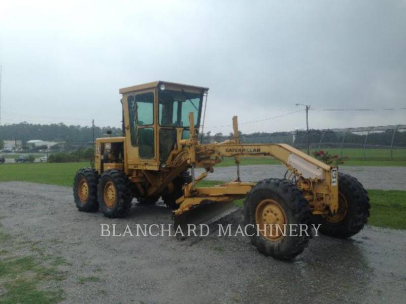 CATERPILLAR MOTOR GRADERS 120G equipment  photo 2