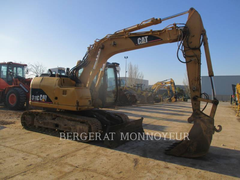 CATERPILLAR KETTEN-HYDRAULIKBAGGER 311CU equipment  photo 4