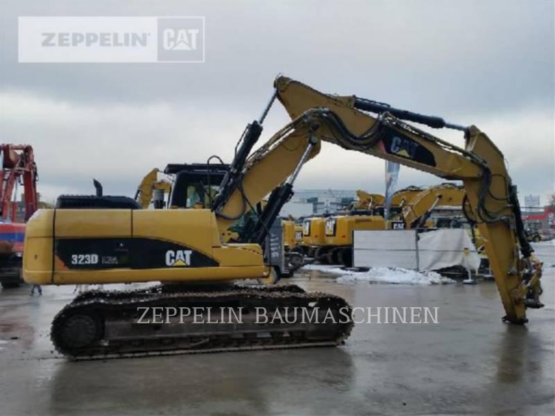 CATERPILLAR TRACK EXCAVATORS 323DL equipment  photo 5