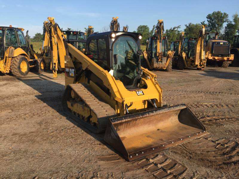 CATERPILLAR CARREGADEIRAS TODO TERRENO 289D equipment  photo 12