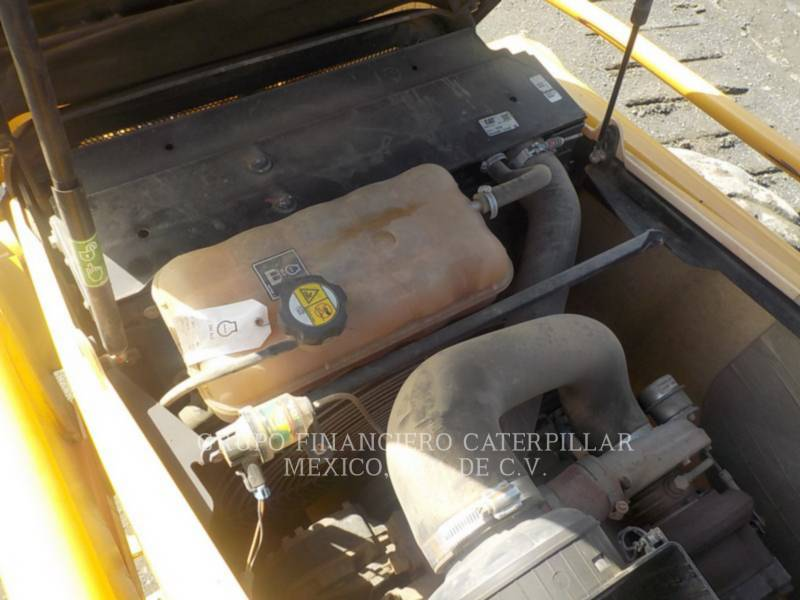 CATERPILLAR RETROESCAVADEIRAS 416EST equipment  photo 9