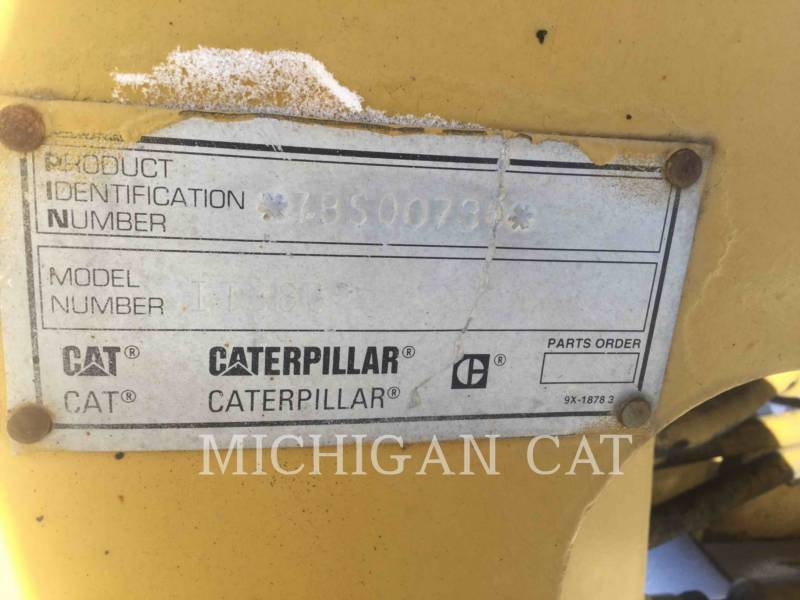 CATERPILLAR WHEEL LOADERS/INTEGRATED TOOLCARRIERS IT38G equipment  photo 23