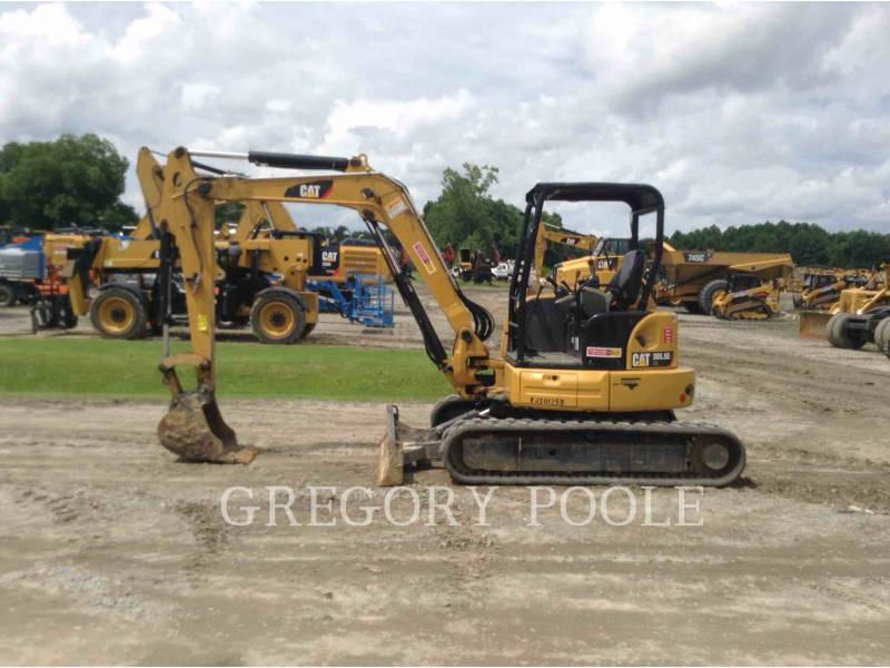 CATERPILLAR EXCAVADORAS DE CADENAS 305.5E2CR equipment  photo 7