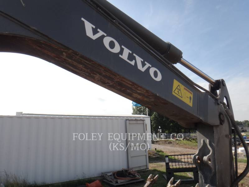 VOLVO MINING SHOVEL / EXCAVATOR ECR88 equipment  photo 20