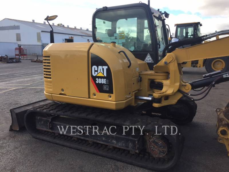 CATERPILLAR PELLE MINIERE EN BUTTE 308E2 equipment  photo 1