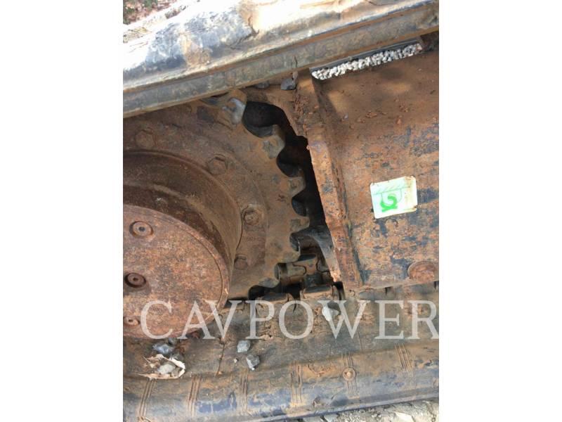 CATERPILLAR TRACK EXCAVATORS 305DCR equipment  photo 18