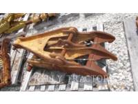 Equipment photo FLECO THUMB FOR 318/320 EXCAVATOR WT – LÖFFELGREIFER 1