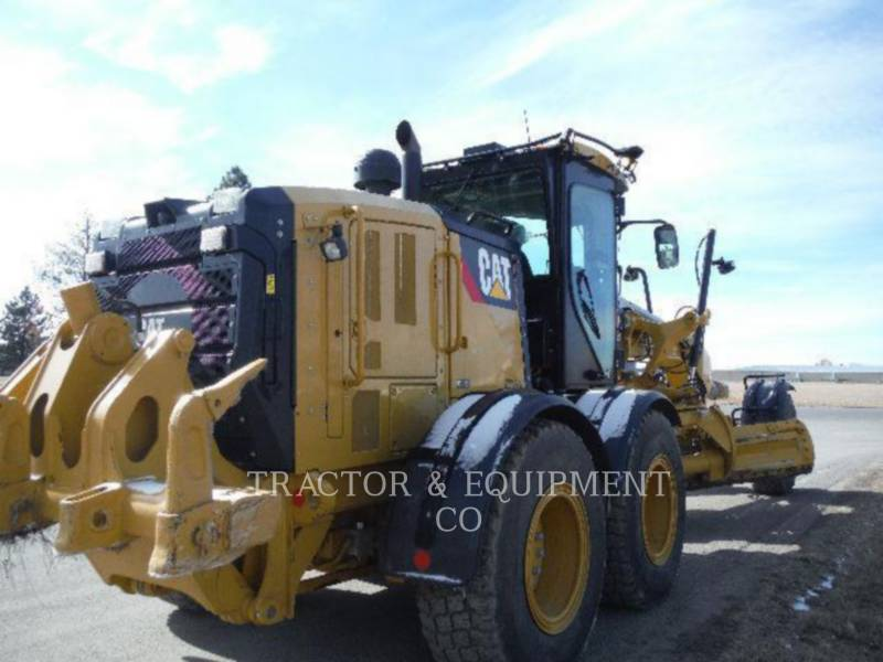 CATERPILLAR MOTORGRADERS 160M2 equipment  photo 7