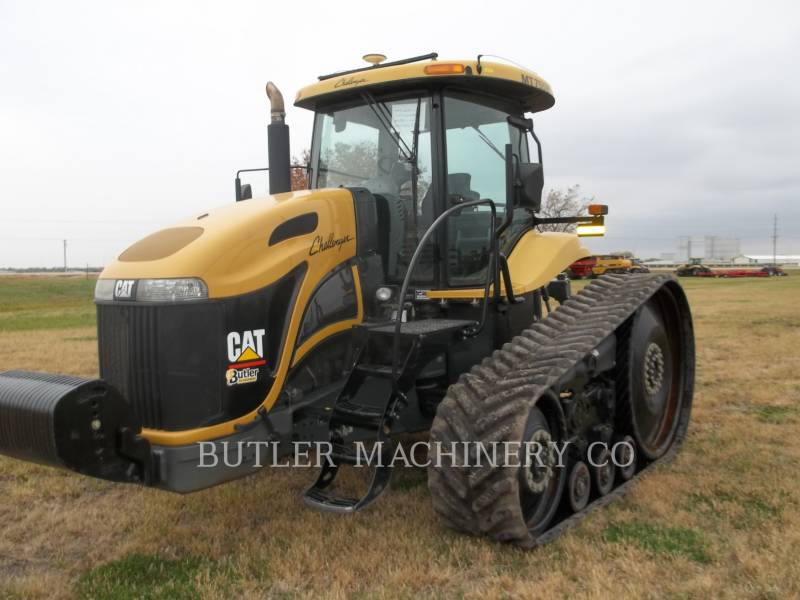 AGCO-CHALLENGER AG TRACTORS MT755B equipment  photo 1