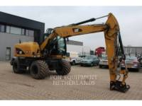CATERPILLAR WHEEL EXCAVATORS M313 D equipment  photo 2