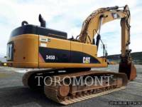 Equipment photo CATERPILLAR 345DL RUPSGRAAFMACHINES 1