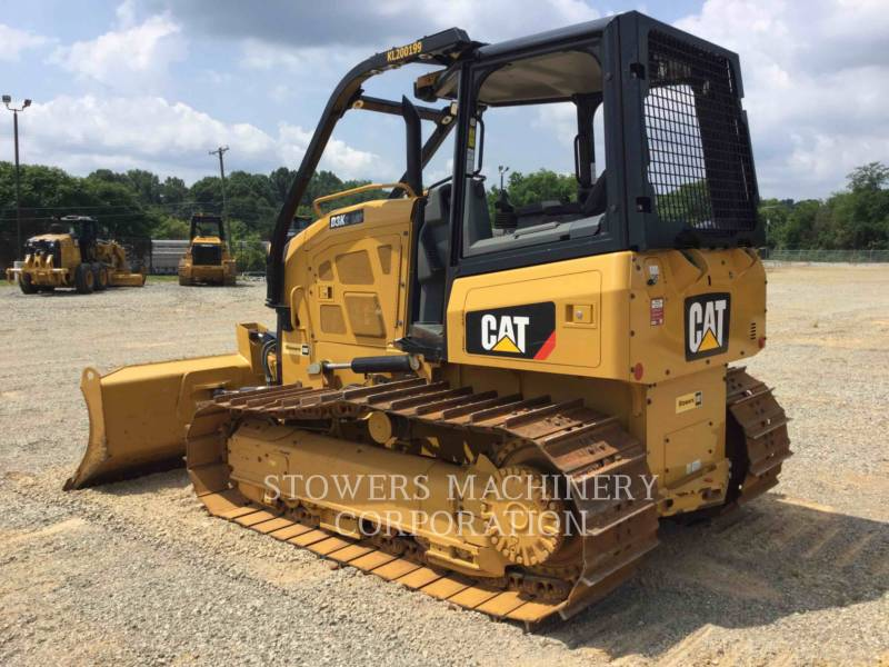 CATERPILLAR TRACTEURS SUR CHAINES D3K2 LGP equipment  photo 2