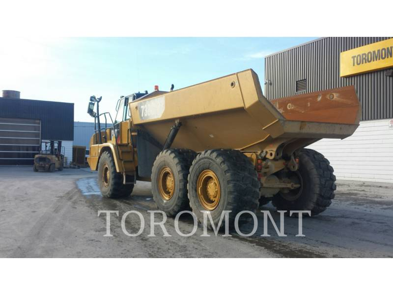 CATERPILLAR DUMPER ARTICOLATI 730C2 equipment  photo 5
