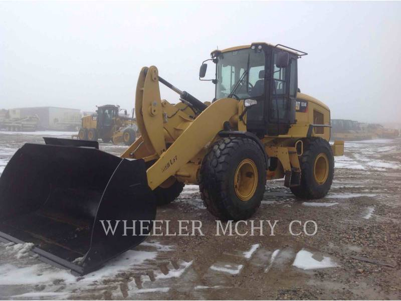CATERPILLAR WHEEL LOADERS/INTEGRATED TOOLCARRIERS 924K HL QC equipment  photo 1