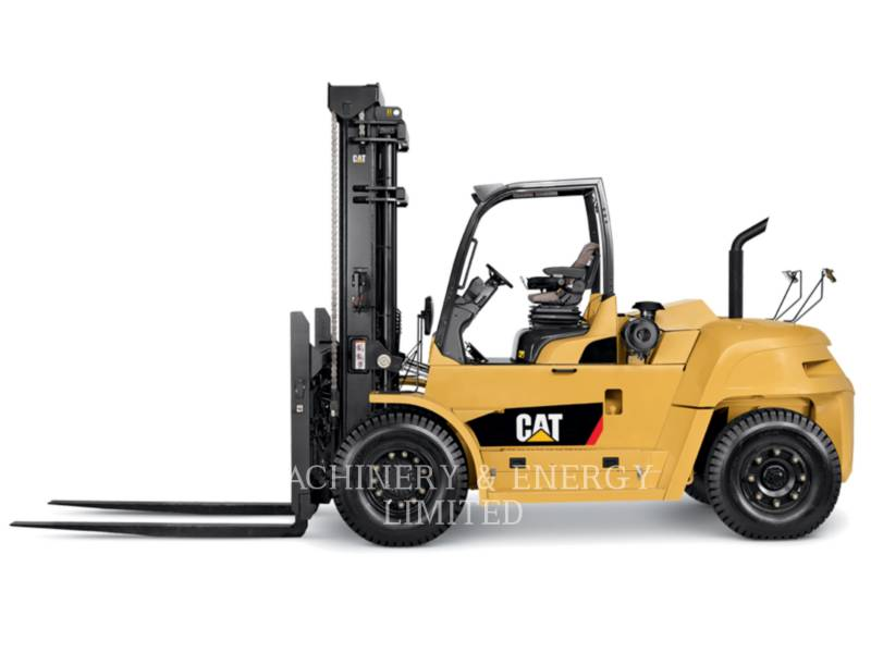 CATERPILLAR MONTACARGAS DP50 equipment  photo 1