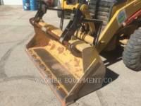 CATERPILLAR BAGGERLADER 420F 4WDE equipment  photo 5