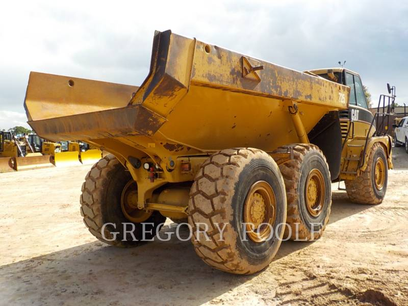 CATERPILLAR CAMIONES ARTICULADOS 725 equipment  photo 9