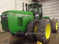 Equipment photo DEERE & CO. 8770 AG TRACTORS 1