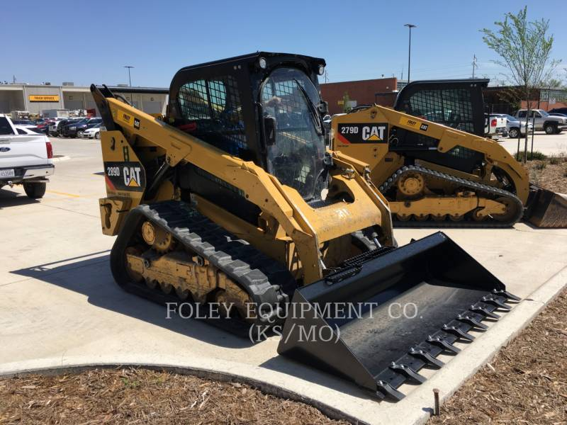 CATERPILLAR DELTALADER 289DXPS2CA equipment  photo 2