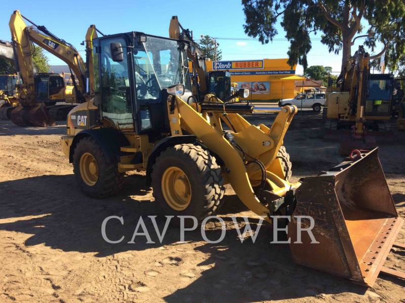 CATERPILLAR WHEEL LOADERS/INTEGRATED TOOLCARRIERS 908 H equipment  photo 2