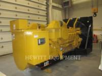 CATERPILLAR STATIONARY GENERATOR SETS 3512, 910KW 600VOLTS equipment  photo 2