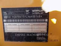 CATERPILLAR BAGGERLADER 415F 4EC equipment  photo 9