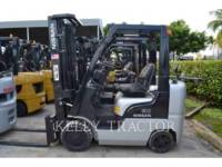 NISSAN FORKLIFTS FORKLIFTS CF50LP equipment  photo 2
