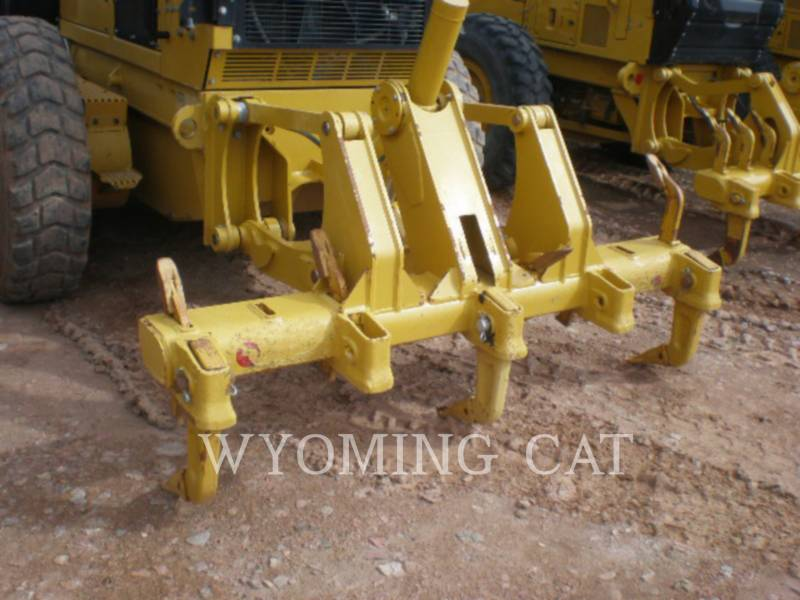 CATERPILLAR NIVELEUSES 140M AWD equipment  photo 6
