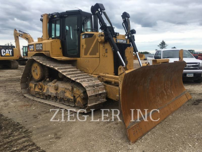 CATERPILLAR TRACK TYPE TRACTORS D6TXWVA equipment  photo 1