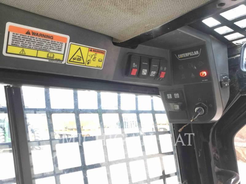 CATERPILLAR 多様地形対応ローダ 259B3 A2Q equipment  photo 6