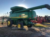 DEERE & CO. COMBINADOS 9670STS equipment  photo 2