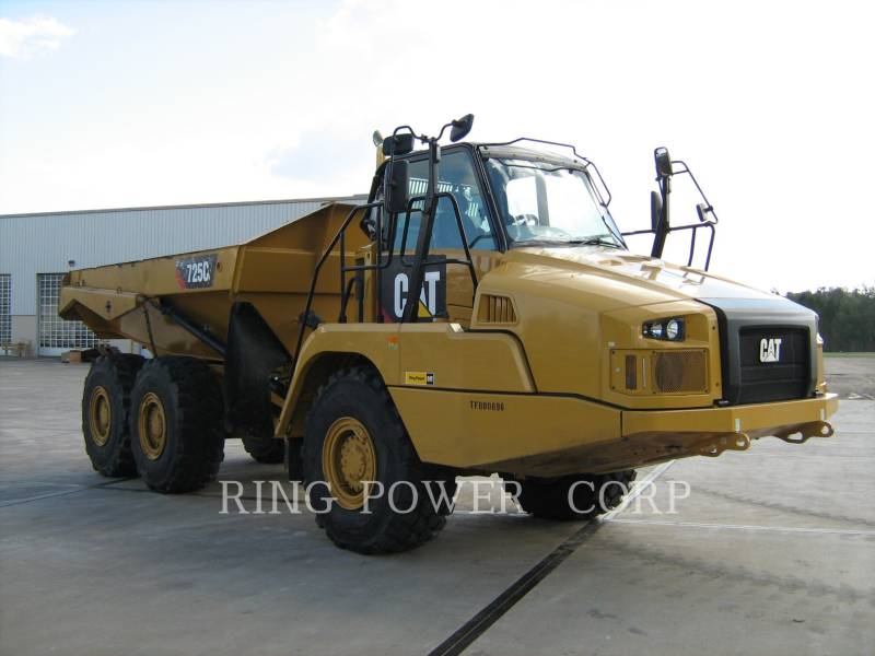 CATERPILLAR ARTICULATED TRUCKS 725CTG equipment  photo 2