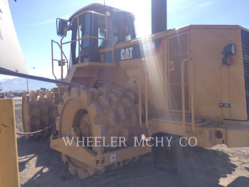 CATERPILLAR RODILLOS COMBINADOS 825H equipment  photo 8