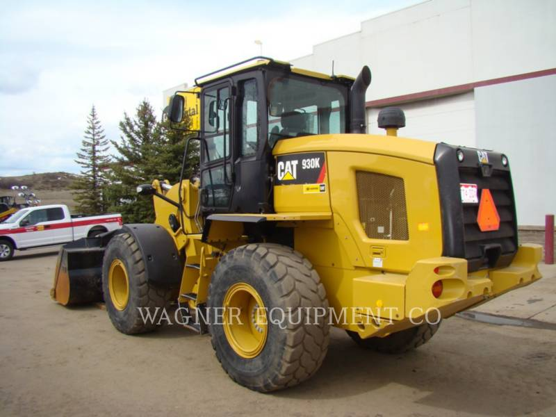 CATERPILLAR CARGADORES DE RUEDAS 930K FC equipment  photo 2