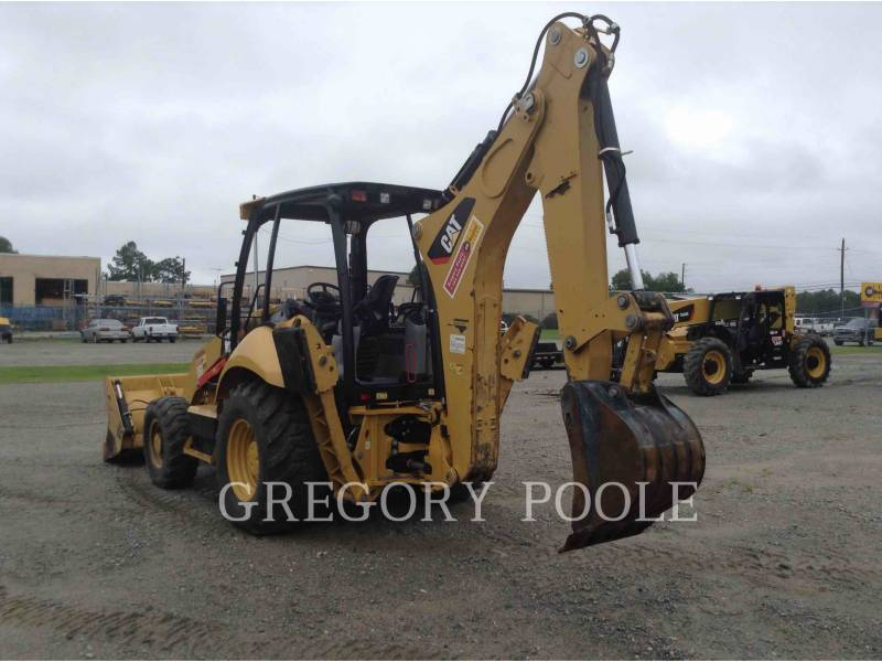 CATERPILLAR RETROESCAVADEIRAS 420F/4MT equipment  photo 4