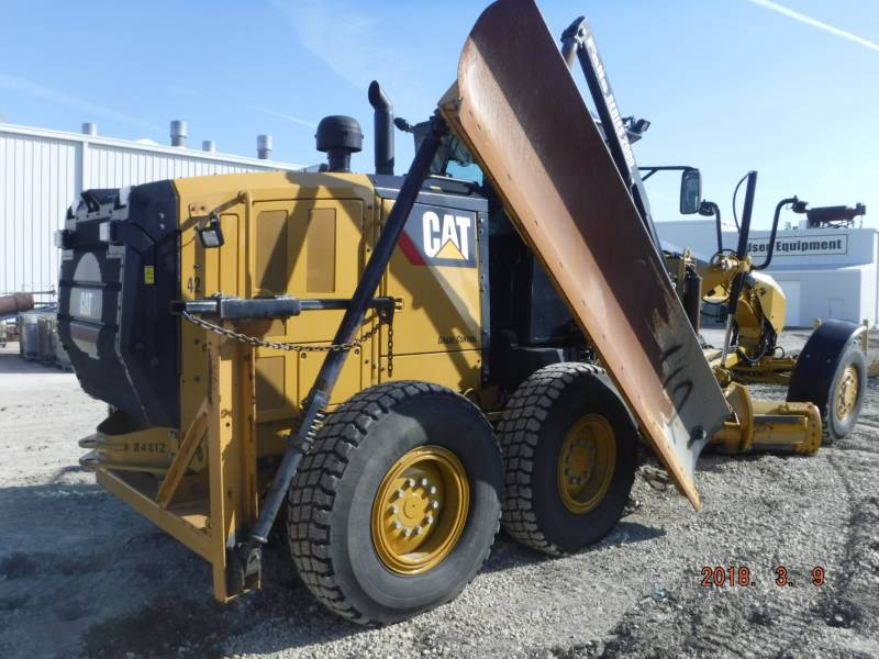 CATERPILLAR MOTONIVELADORAS 140M3AWD equipment  photo 3