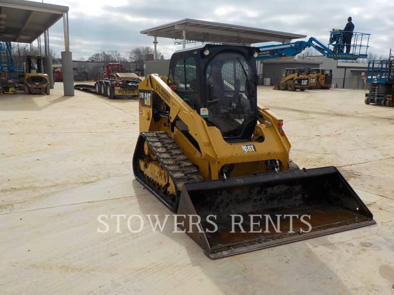 CATERPILLAR MULTI TERRAIN LOADERS 279D CAB equipment  photo 1