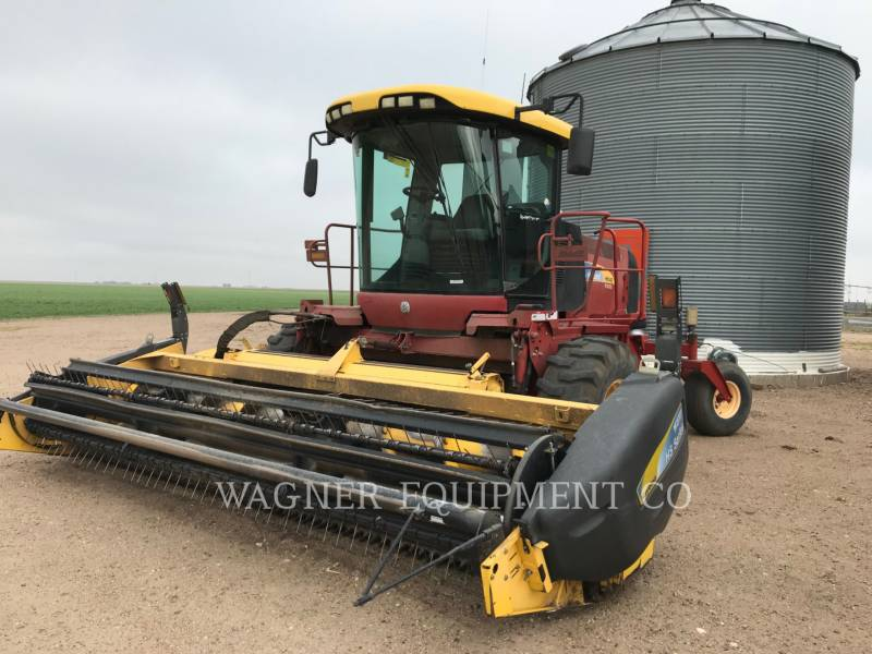 NEW HOLLAND LTD. AG HAY EQUIPMENT H8040N equipment  photo 1