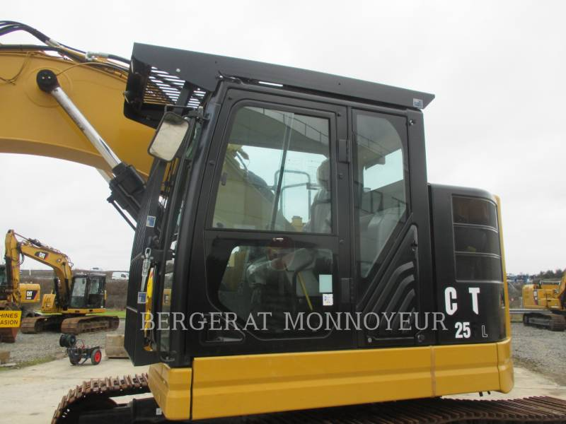 CATERPILLAR EXCAVADORAS DE CADENAS 325F CR equipment  photo 8