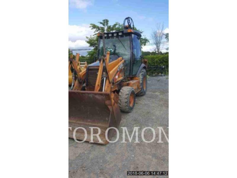 CASE/NEW HOLLAND BAGGERLADER 580SM equipment  photo 2