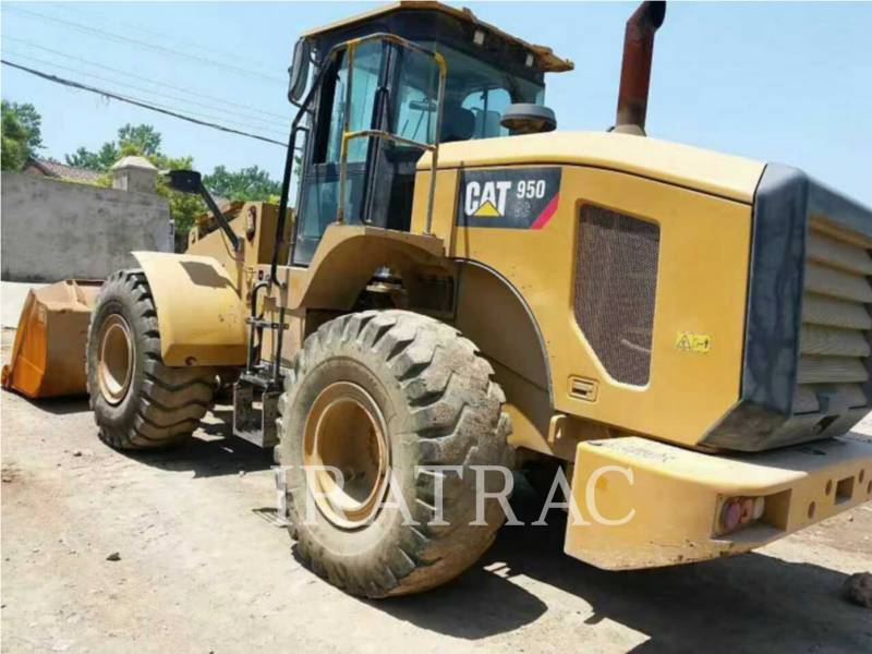 CATERPILLAR WHEEL LOADERS/INTEGRATED TOOLCARRIERS 950 GC equipment  photo 1